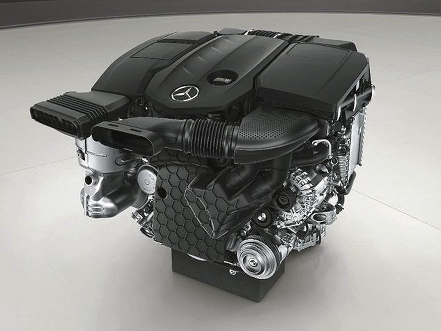 Diesel engines get 30-35 percent better fuel economy than gas engines.