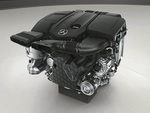 Mercedes will spend $8 billion in two years on new powertrain technology.