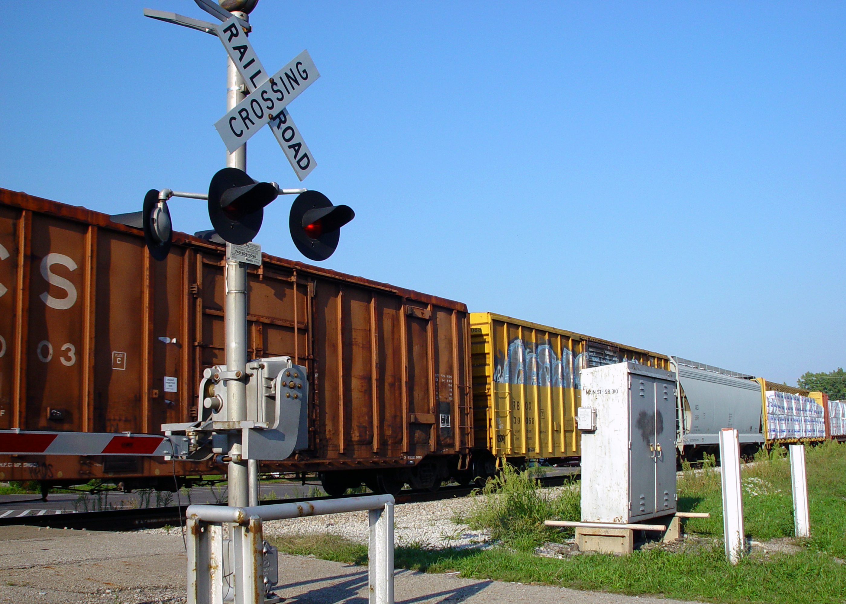 Railroad crossing closure ashland review for Lopp motors dodge city