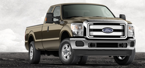 Lake in the Hills approved bids to purchase two pickup trucks.
