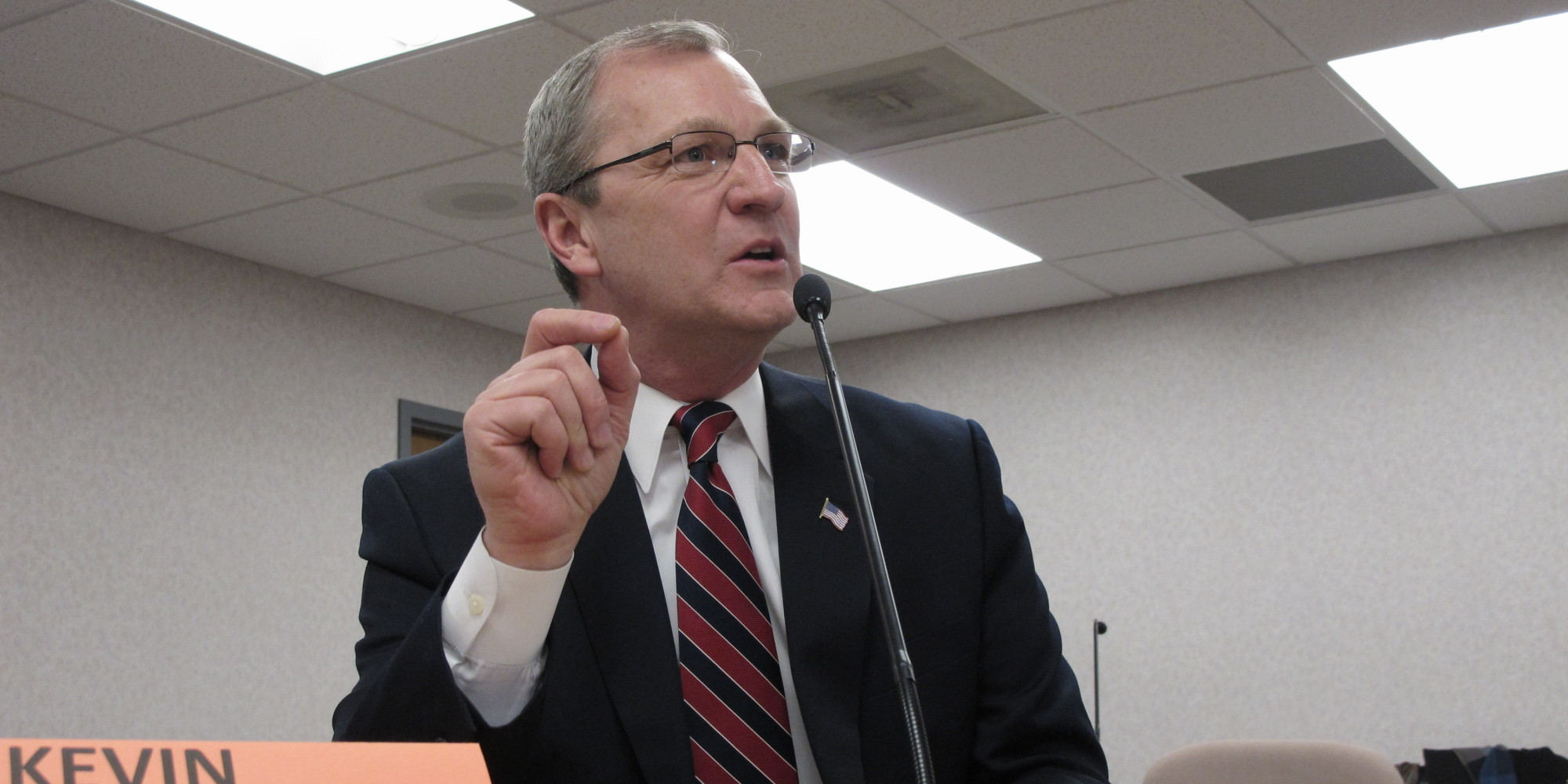 U.S. Rep. Kevin Cramer (R-ND)