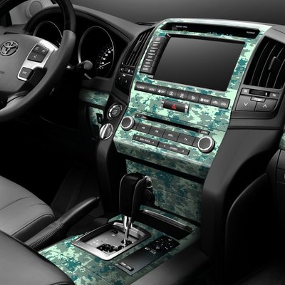 Remin Camo Dash Kit