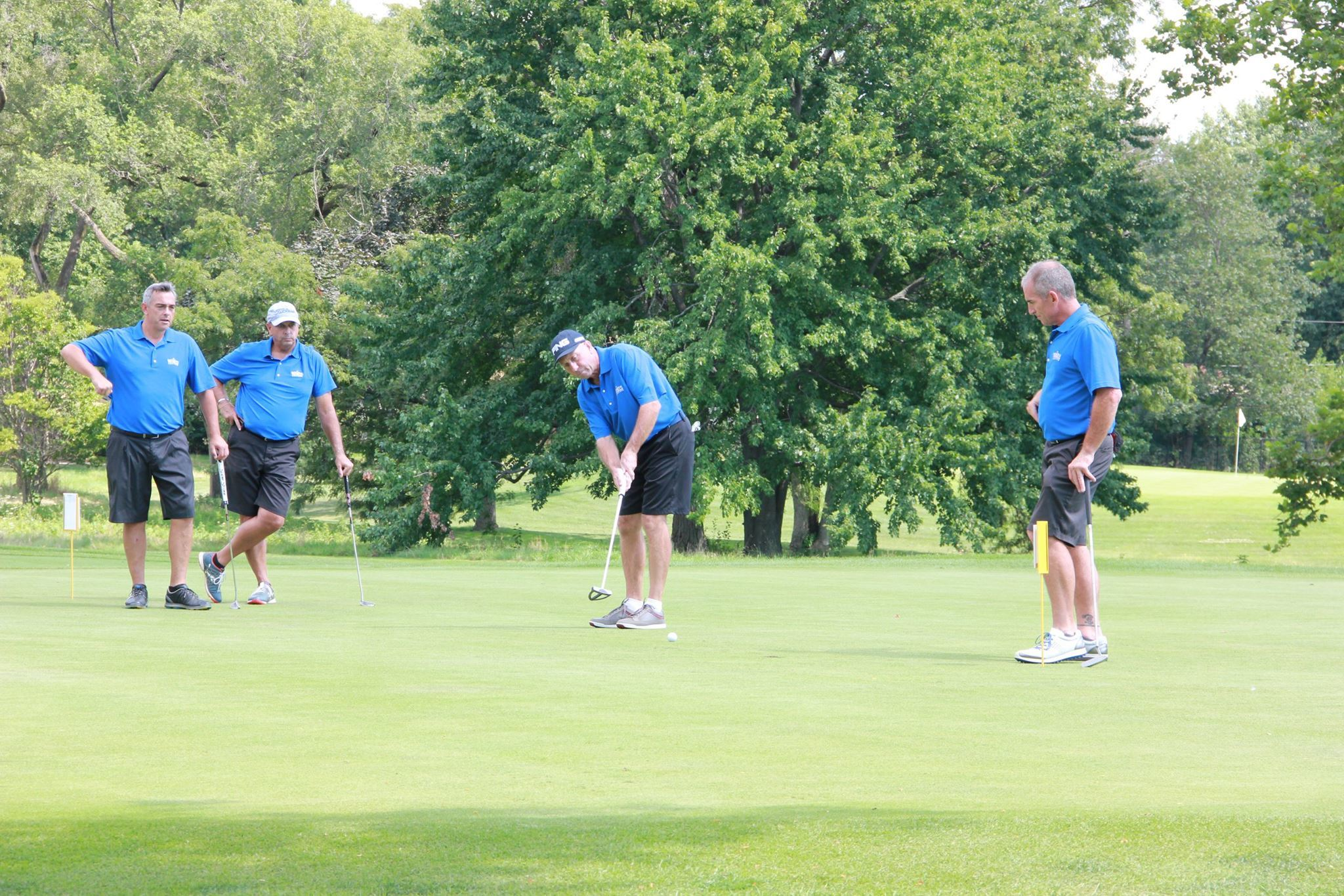 The ninth annual Links Technology Cup, set for Aug. 19, will benefit the Schaumburg Park Foundation.
