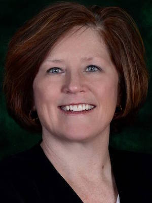 Democratic state Senate candidate Mary Mahady