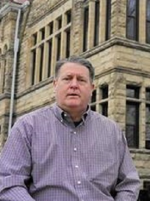Kirk Allen, Edgar County Watchdogs cofounder and writer
