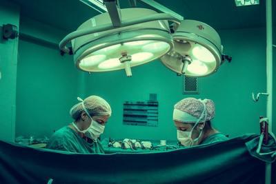 Medium healthcare hospital lamp 1250655