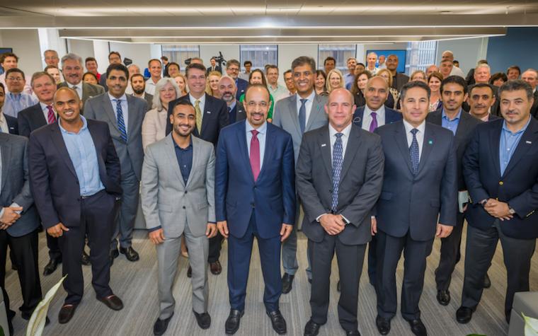 Saudi Aramco board chairman visits U.S. to discuss Saudi Arabia's Vision 2030