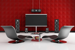 Home sound systems continue to evelve with the advance of technology.