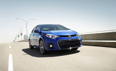 The 2016 Toyota Corolla