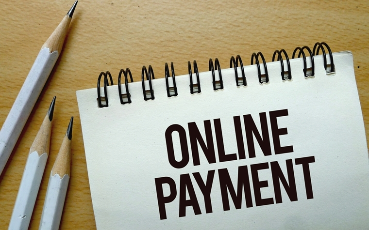 An advantage of the new e-payment system is that it allows members to spread the dues out in installments.