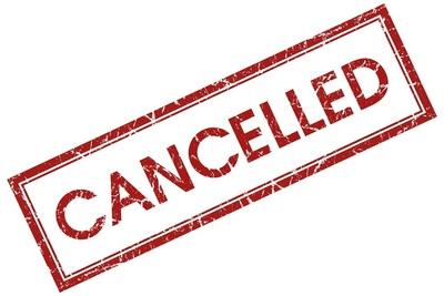 Medium cancelled