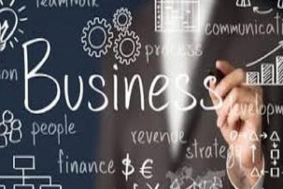 Medium businessword