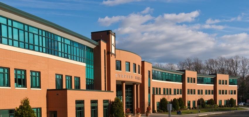 Staples High School, Westport, CT