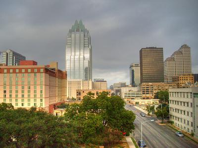 Austin was named the third best city in the U.S. for finding a job by one recent study.