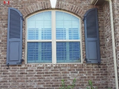 Louver and panel shutters