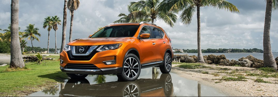 The 2018 Nissan Rogue offers room to sit completely upright comfortably.