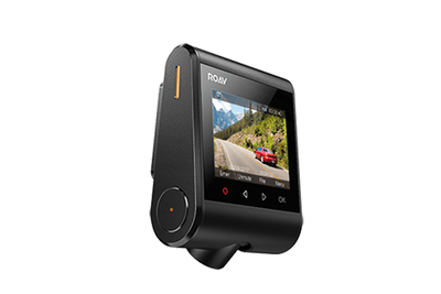 This affordable dash cam not only records the ride, but can help catch hit-and-runs.