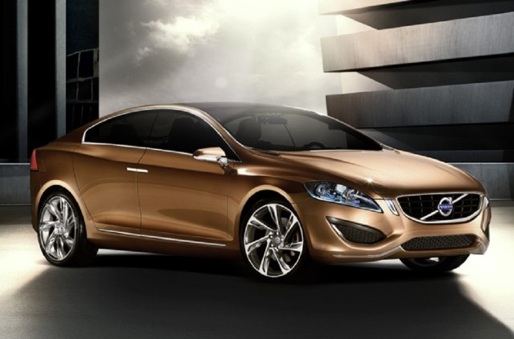 The South Carolina factory will be where the new S60 Sedan will be made.
