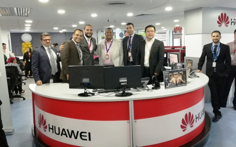 The Huawei Consumer Business Group has announced Egypt as its Middle Eastern business center.