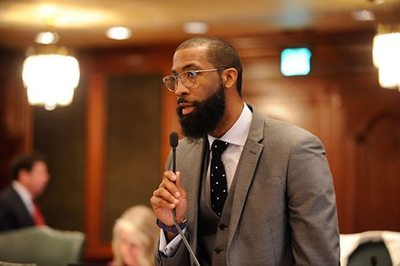 State Rep. Curtis Tarver II (D-Chicago)