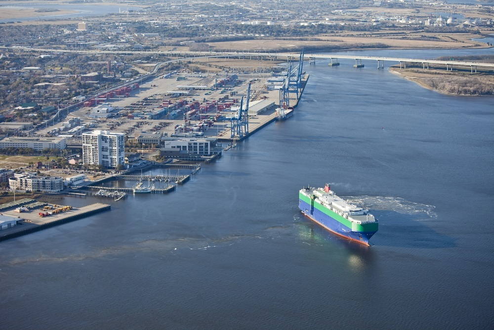 Kiernan Conway, an expert on ports, believes South Carolina's booming economy, the Panama Canal expansion, and congestion issues in Los Angeles/Long Beach will lead to big changes.