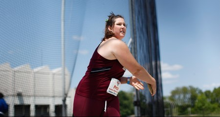 DeAnna Price will compete for Team USA at the Track and Field World Championships in August.