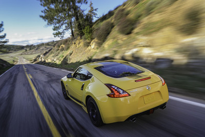 Nissan's 370Z starts with an MSRP at $29,990.