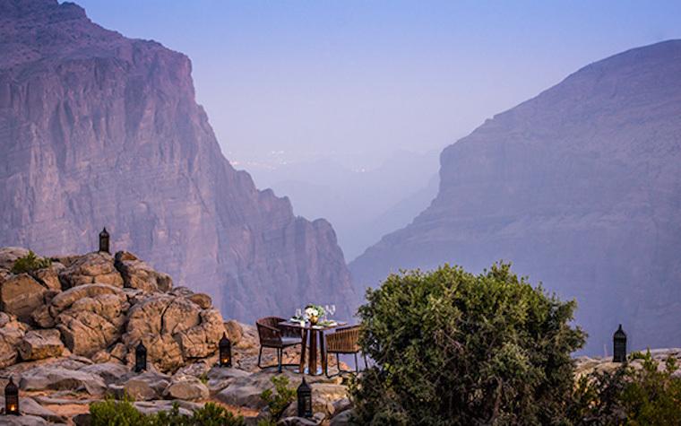 New five-star luxury resort opens in Oman