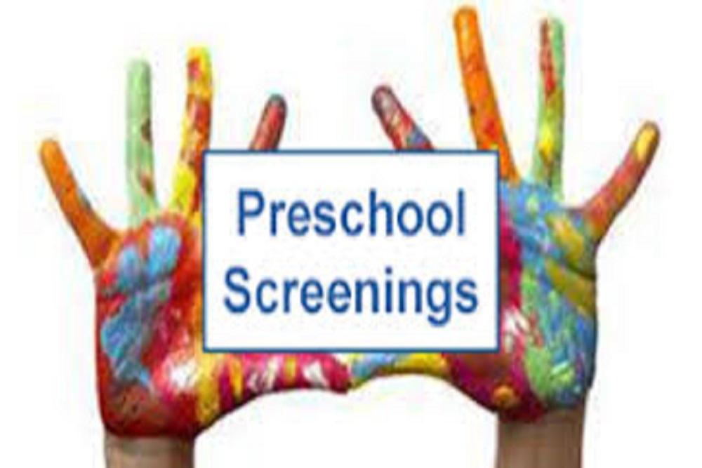 Image result for pre k screening images