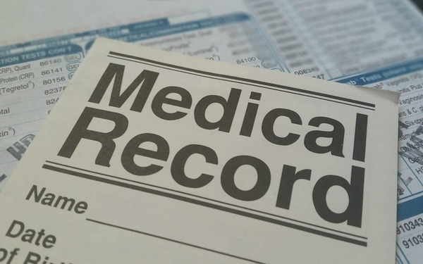 Large medical records