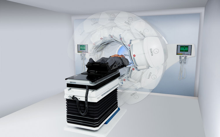 Elekta's Versa HD offers the versatility to address growing cancer management challenges.