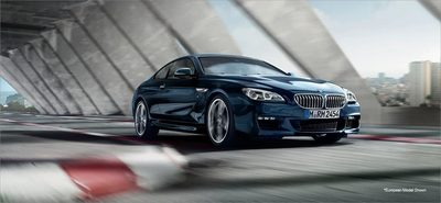There are half a dozen vehicle styles to choose from in the 650i series, from the Coupe to the Convertible with xDRIVE.