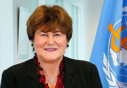 Zsuzsanna Jakab was elected to a second term as the WHO Regional Director for Europe