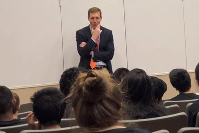 Rep. Conor  Lamb (D-Pennsylvania)