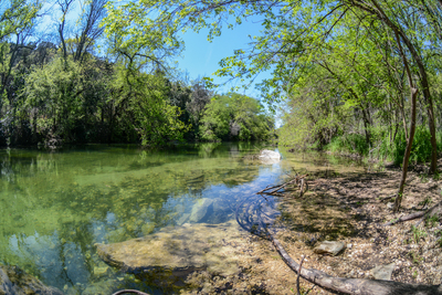Small and intimate, Barton Creek is a surprising find, located just a few minutes from Austin.