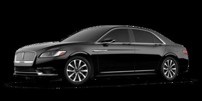 2017 Lincoln Continental Premium