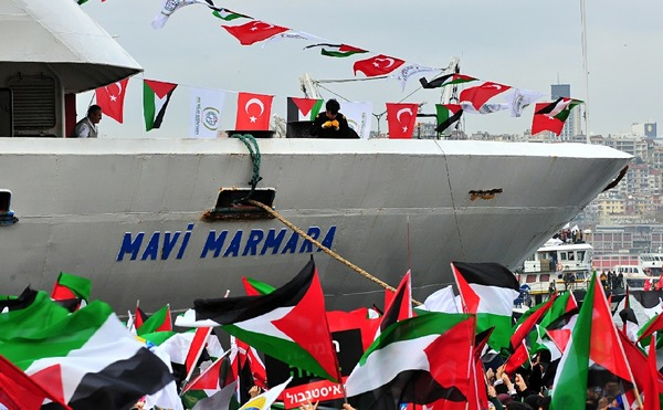 The Mavi Marmara was part of a flotilla that was attempting to reach Gaza when Israeli commandos opened fire and caused the death of nine Turkish activists in 2010.