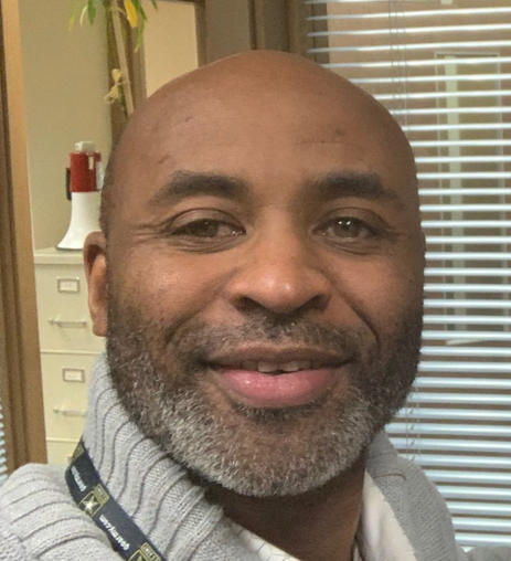 Nathaniel Rouse, principal at Oak Park-River Forest High School.