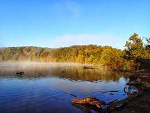 Cedar Lake in Ill.