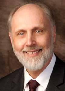 Douglas Baker, former NIU president