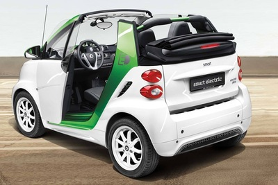 Smart Fortwo Electric Cabriolet