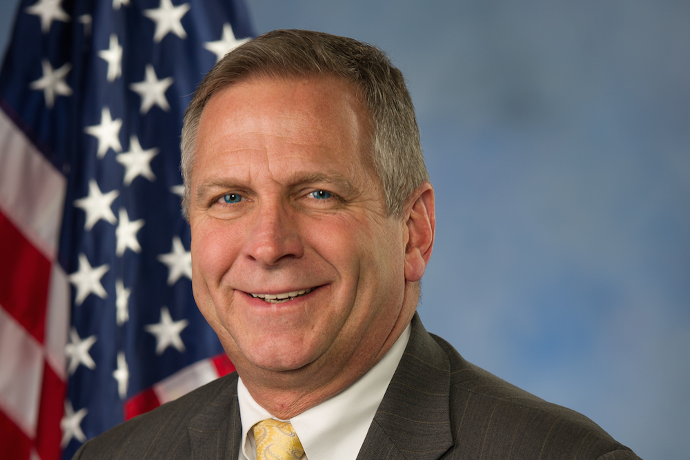 U.S. Rep. Mike Bost (R-IL)