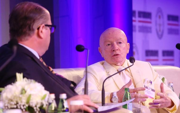 Mark Mobius, emerging markets expert, has declared Saudi Arabia primed for global investment.