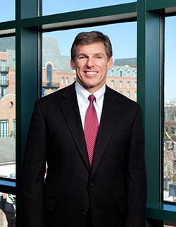 John Darby, president and CEO, The Beach Company