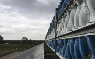 WindStream's PowerMill turbines