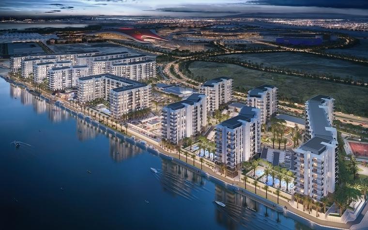 Source:  Aldar Properties PJSC