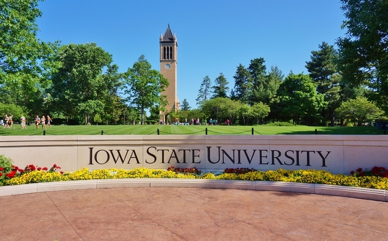 A 41 percent increase in Iowa State's enrollment has put pressures on the school to recruit and retain faculty members.