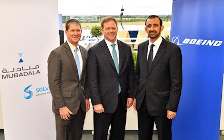 Mubadala, Solvay partner for new aerospace industry joint venture