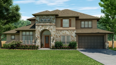This home at 4404 Sansone Drive is currently under construction and priced at $688,225.