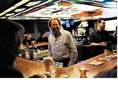 Steve Mack, owner of Mack's Golden Pheasant Restaurant